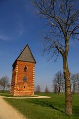 Labūnavos dvaro bokštas iš PR