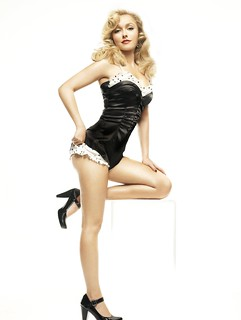 Hayden Panettiere as Pinup Girl