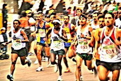 sprint, marathon, athletics, track and field athletics, individual sports, sports, running, race, recreation, outdoor recreation, half marathon, cross country running, person, athlete,