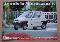 Microcar DX 49