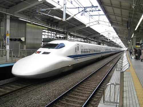 Japan - Bullet Train