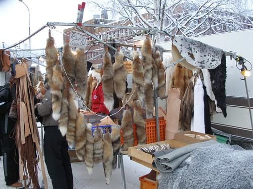 Jokkmokk Market, Sweden