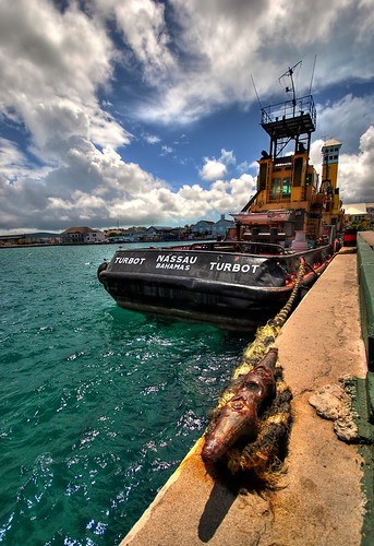 ocean water port boat nikon authority sigma vessel tug bahamas nassau 1020mm hdr turbot firstquality oceantug d80 diamondclassphotographer