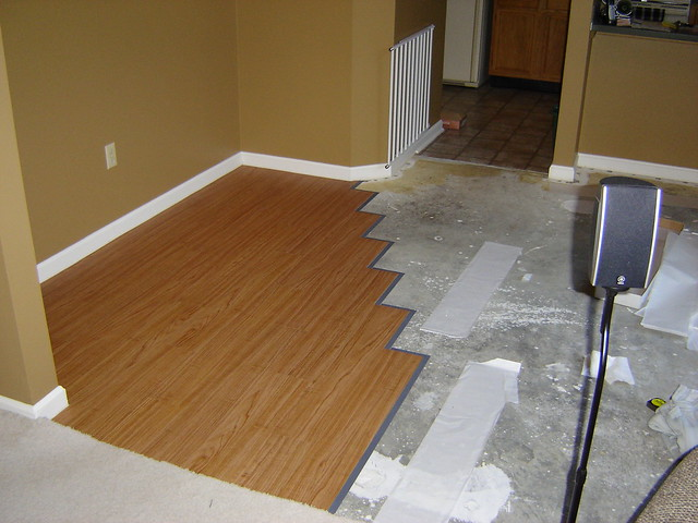 resilient flooring installing trafficmaster allure resilient flooring. Black Bedroom Furniture Sets. Home Design Ideas