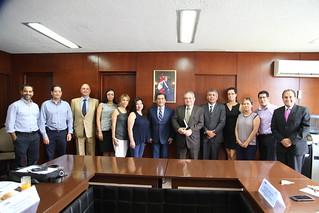 "Primera reunión del Comité de Trabajo 2030 WRG sobre ""Empresas Hídricamente Responsables"""