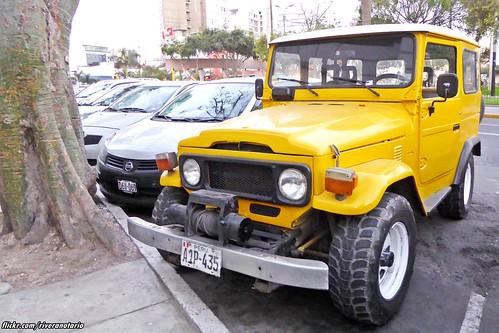 Toyota Land Cruiser - Lima, Perú