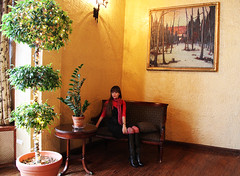 Slanted Interior, standard portrait.