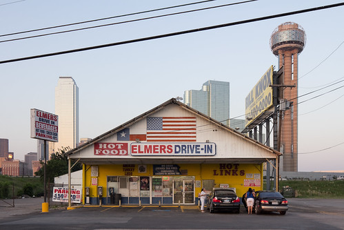 Elmers Drive-In, Downtown Dallas