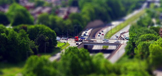 St. Peters Way, Bolton, Tiltshift