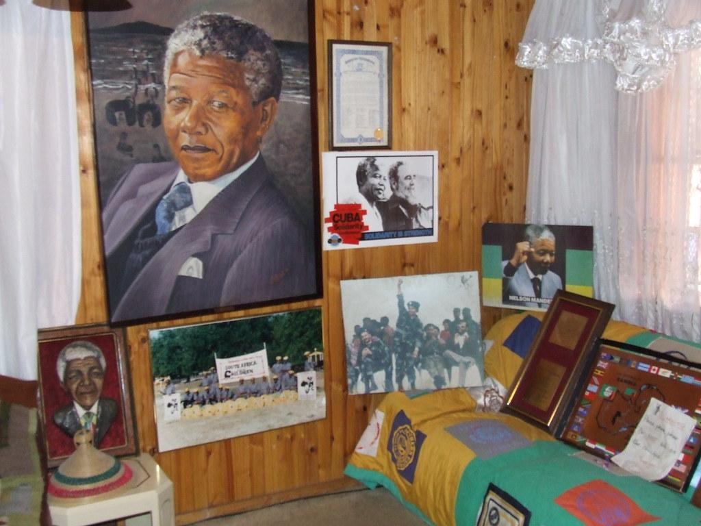 Nelson Mandela Museum in Soweto