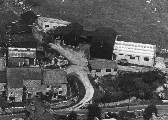 Beeches Farm, Little Urswick 1955