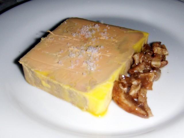 foie gras au fleur de sel flickr photo sharing. Black Bedroom Furniture Sets. Home Design Ideas