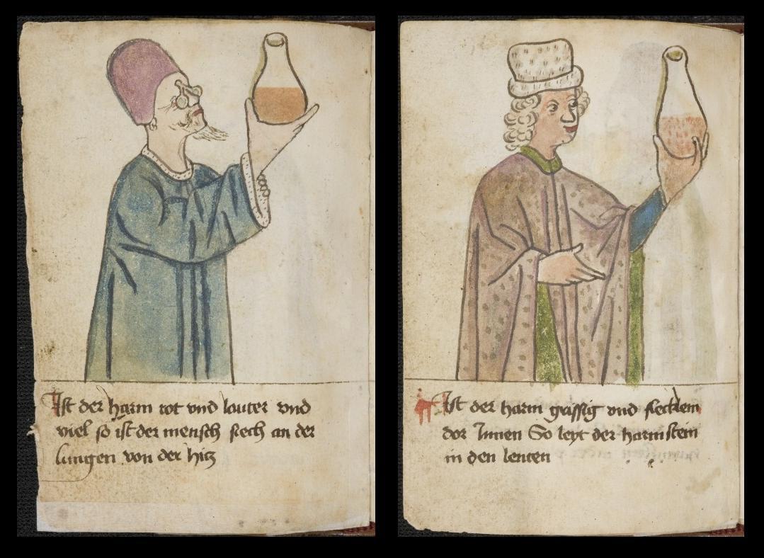 Medizinische Texte und Traktate - Süddeutschland