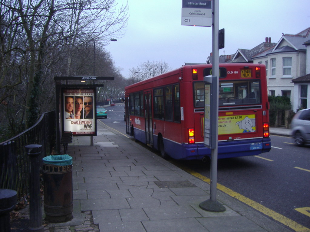 Westbere bus