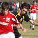 Playoffs - 1st Round - CADDO MAGNET-2  New Iberia-0 (2/2/08 @ Cargill Shreveport)