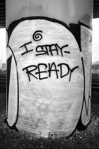 I STAY READY