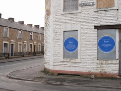 Photo of Blue plaque number 9419