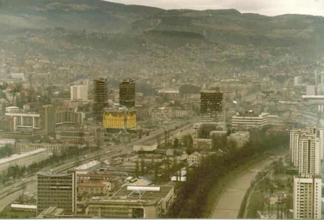 Sniper Alley, Sarajevo