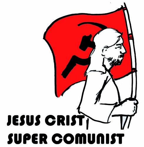 JESUS COMUNIST