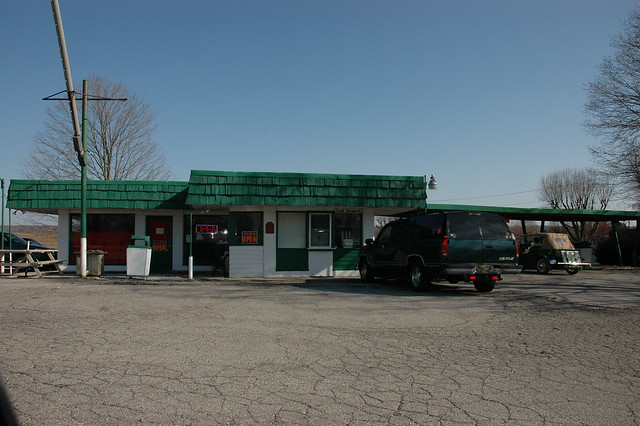 Green Hill Drive-In (closed)