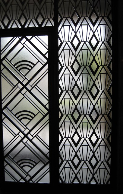 Villa empain porte d 39 entr e flickr photo sharing for Sticker porte d entree