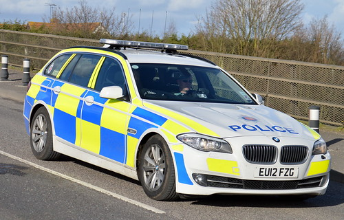 Essex Police | BMW 530D | Armed Response Vehicle | QA13 | EU12 FZG