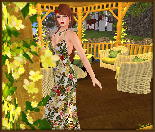 FOREVER SUMMER For Cosmopolitan Sale Room by Caprycia ♕VeraWangMF2014♕
