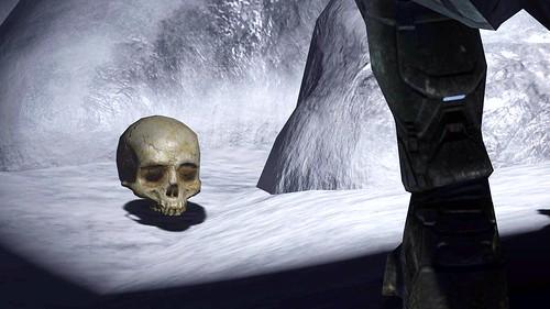 Halo 3: Mythic Skull