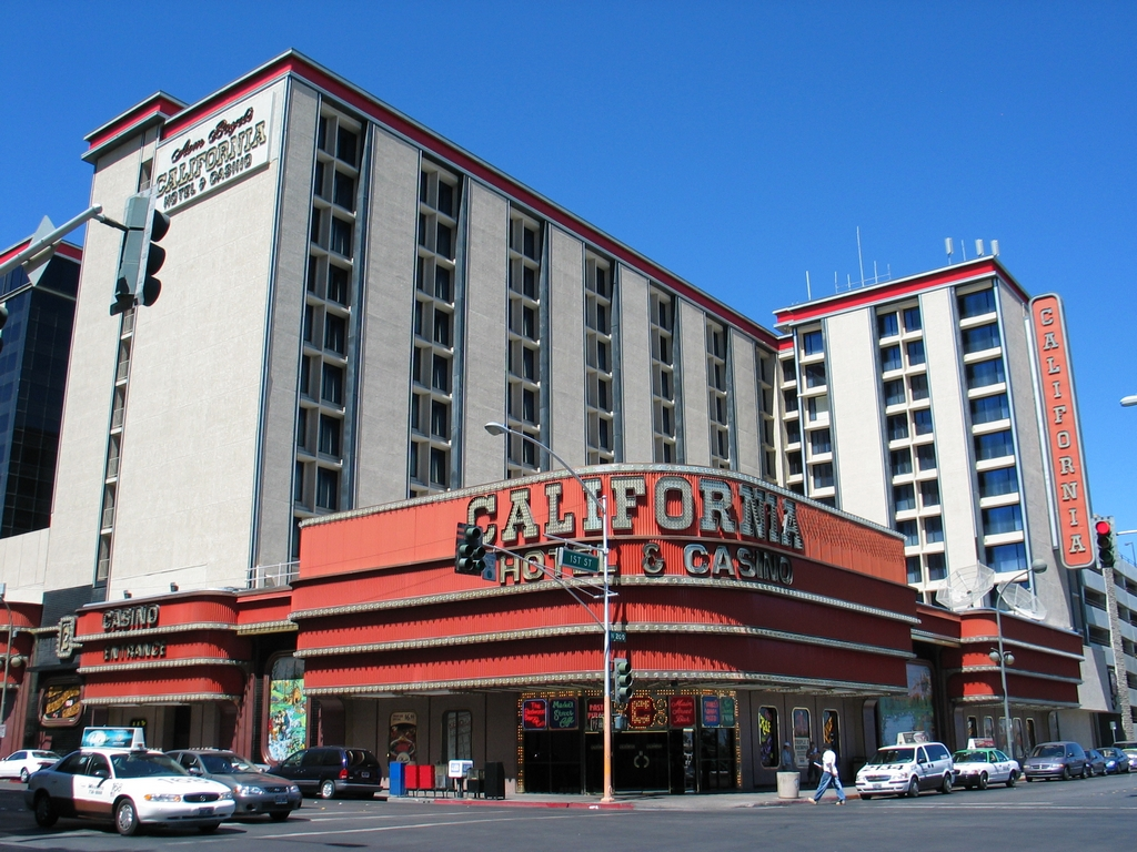 The California Hotel and Casino review, Las Vegas.