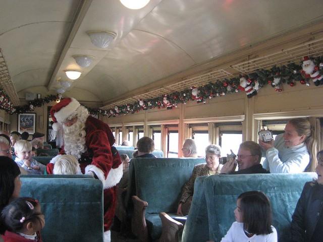 Polar express train ride flickr photo sharing