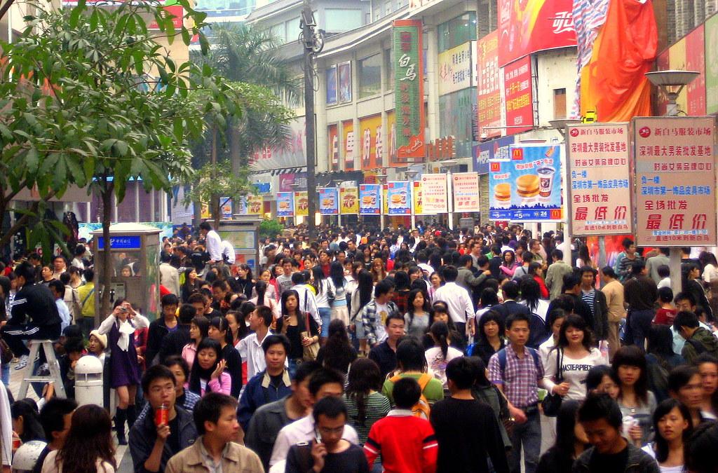 Welcome to Shenzhen: China's Tiajuana- border city to wealthy Hong Kong