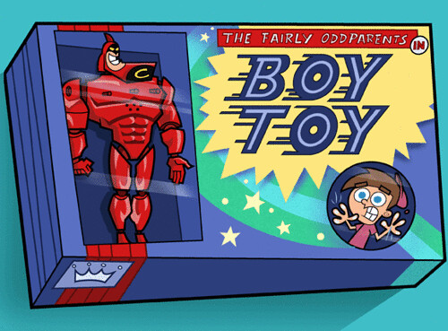 The Fairly OddParents in: Boy Toy