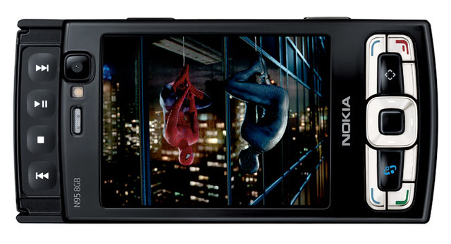 I really like my N95 8GB it works awsome good and greate have evrything in ...