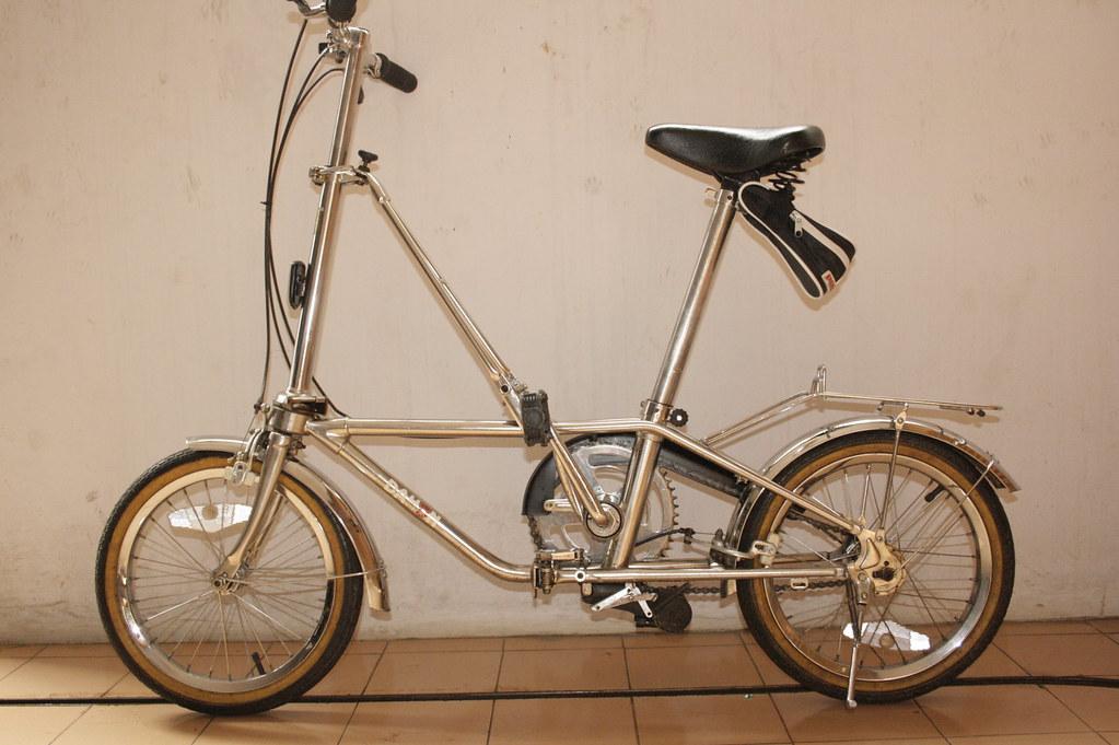 La Mia Prima Bicicletta Pieghevole 3 Botel Flickr