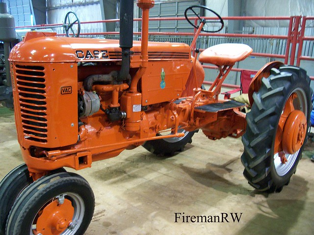 Looking For Case Vac Tractor : Case vac flickr photo sharing
