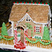 BX815 Gingerbread House