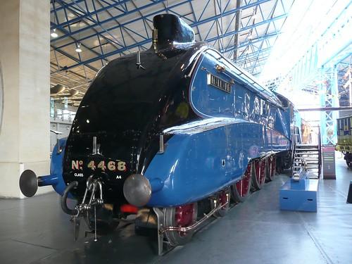 4468 'Mallard' at the National Railway Museum