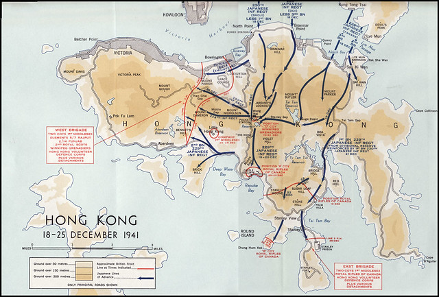 Hong Kong - December 1941