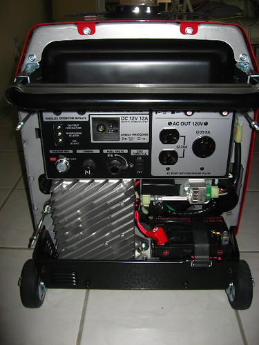 honda generator  eu3000is manual