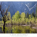 Spring Flooding, Merced River by G Dan Mitchell