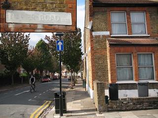 Mystery Street N17
