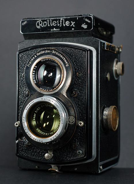 Rolleiflex Standard Model 622