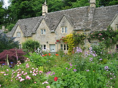 Cottage Garden, Bibury