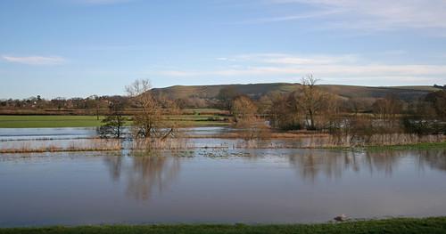 Shillingstone Floods