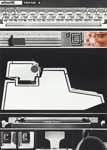 Olivetti Tekne 3 Poster