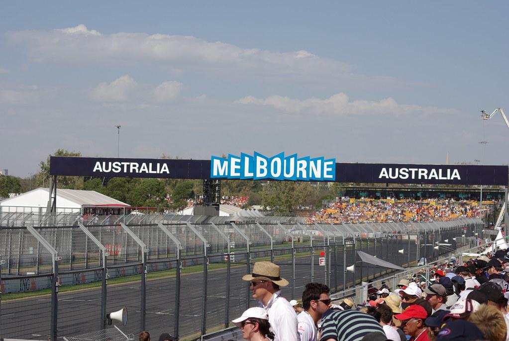 Melbourne Australia!