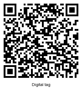 Prag QR code (Digital tagging)
