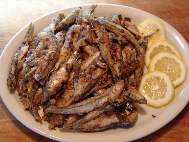 Fried Anchovies | Flickr - Photo Sharing!