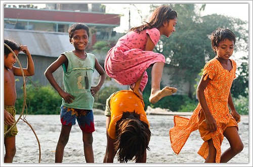 The Leap [..Demra, Bangladesh..]