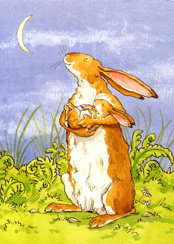 I Love You Right Up To The Moon By Anita Jeram Flickr